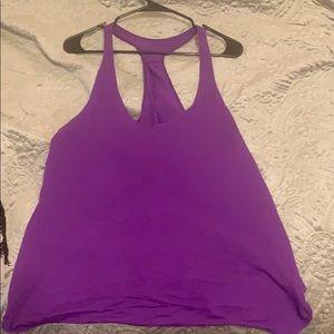 Lululemon loose fit tank top